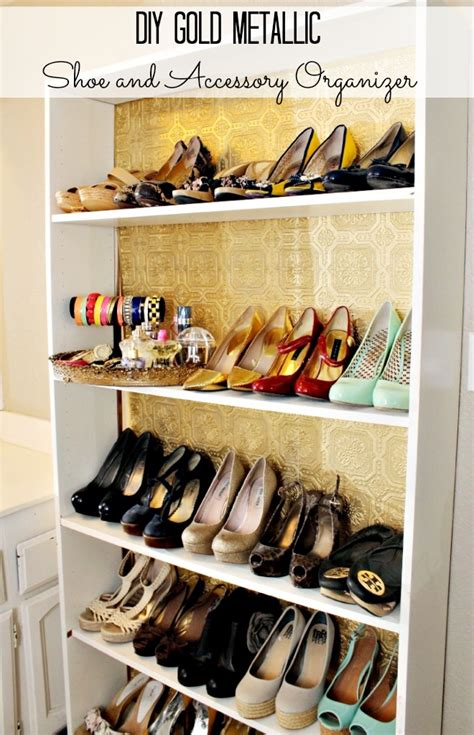 diy shoe organizer ideas how to organize your shoes clutter