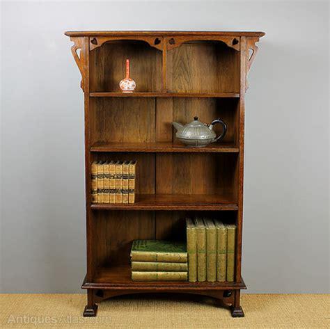 arts and crafts bookshelves arts crafts oak bookshelves antiques atlas