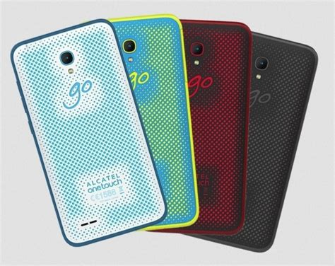 Hp Alcatel One Touch Go Play alcatel one touch go play 7048x mobiln 233