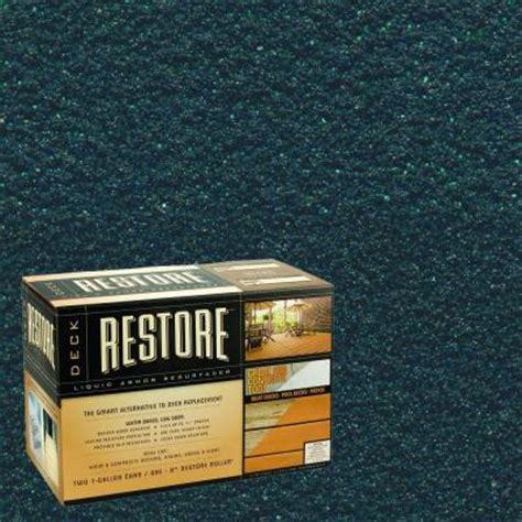 Restore Deck Liquid Armor Resurfacer by Restore Deck Liquid Armor Resurfacer 2 Gal Kit Water