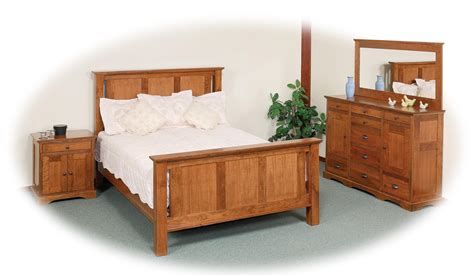 Daniel S Amish Bedroom Furniture Amish Elegance Bedroom 1 By Daniel S Amish Wolf Furniture