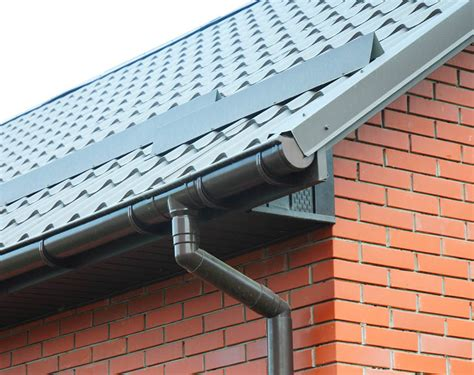 how to install gutters 12 steps ehow tips related to home gutter repair eagle roofing