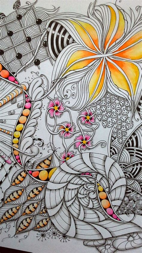 doodle combinations soul 5335 best zentangle images on zentangle