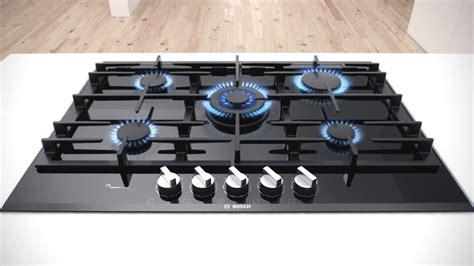 bosch cooktop bosch flameselect gas cooktop innovation