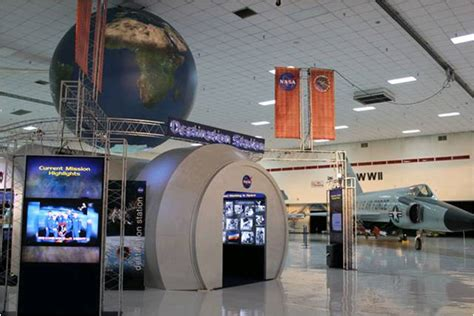 Experience Space Travel At The Astronaut Of Fame by Destination Station Brings The Space Experience Home A