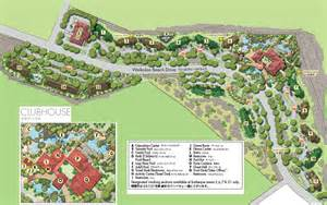 map of kingsland land by grand vacations hotel in waikoloa