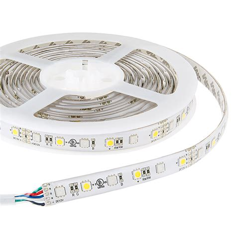 Led Light Strips For Outdoor Use Outdoor Rgbw Led Lights Weatherproof 12v Led Light W White And Multicolor Leds