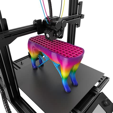 3d color printer m3d launches crane 3d printer the world s