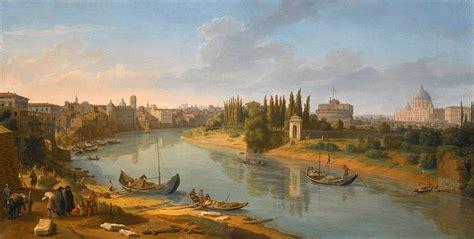 castel di porto rome a view of the river tiber at the porto della legna