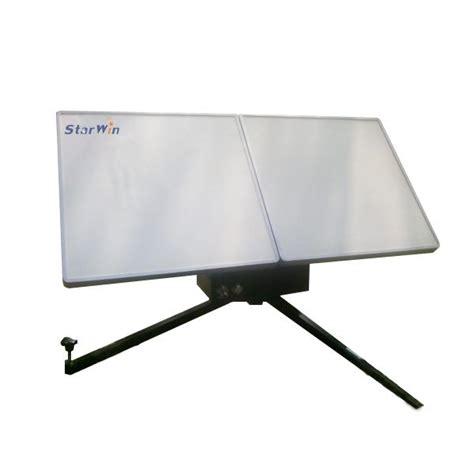 auto flat satellite antenna db  band manufacturers flat antenna  sale installation