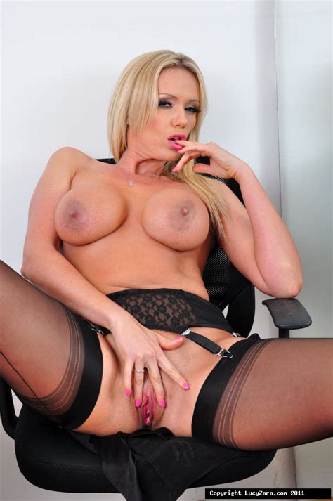 Hot Blonde Secretary Lucy Zara Stays Behind Late To Work On Her Pussy Pic Gallery Faps