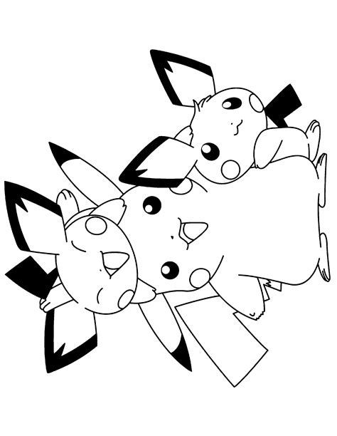 free coloring pages of all of the pokemon