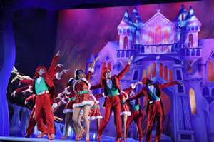 wellington scenic santa claus the musical