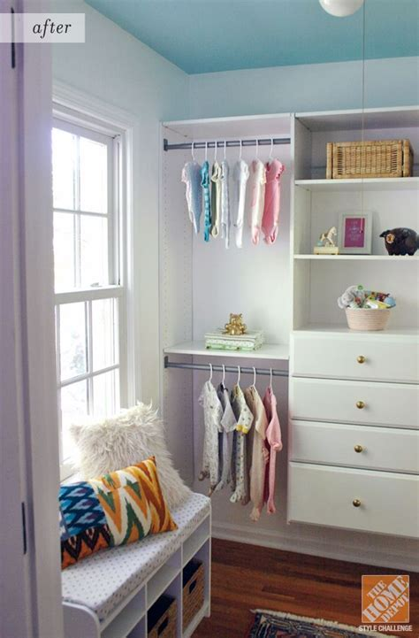 Nursery Closet Organization Systems by 17 Best Ideas About Baby Closet Organization On