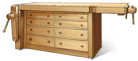 canadian woodworking image gallery shaker workbench