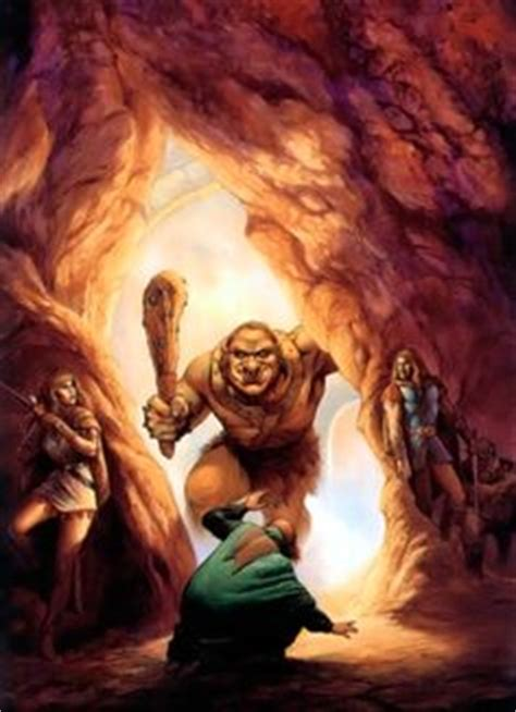 Jeff Easley Kerlaft 017 Illustrations by 1000 Images About Orcos Y Ogros On Savages