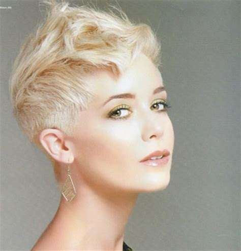 short pixie cute pixie haircuts and short blonde on pinterest cool short blonde haircuts short hairstyles 2017 2018