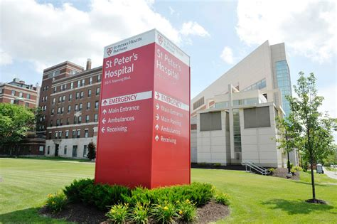 St Peters Detox Albany Ny by St S Execs Warn Doctors Of Losses Low Productivity