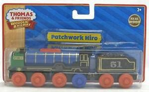 Patchwork Hiro - patchwork hiro friends wooden l nib ebay