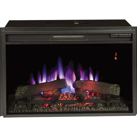 Chimney Free Electric Fireplace - chimney free spectrafire plus electric fireplace insert