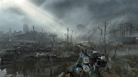 Last Light by Finding Refuge In The Shadows Metro Last Light Pc Www Gameinformer