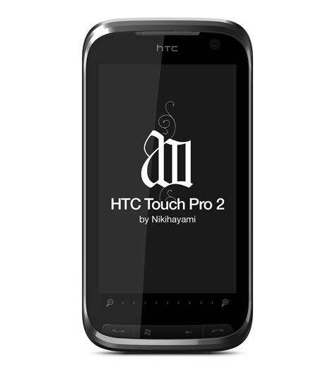 htc touch 2 themes htc touch pro 2 vector psd by nikihayami on deviantart