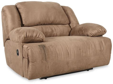 ashley oversized recliner oversized recliner mathis brothers