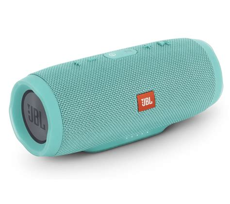 Speaker Jbl Charge 3 buy jbl charge 3 portable bluetooth wireless speaker teal free delivery currys