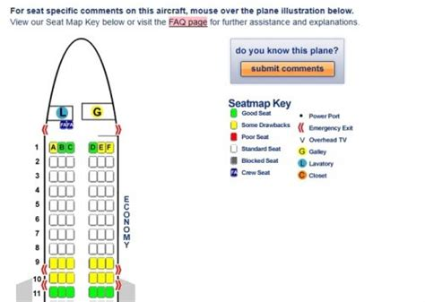 best seats on planes seatguru find the best airplane seats ahead of time