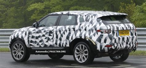 new land rover defender spy shots spyshots new land rover freelander seen testing