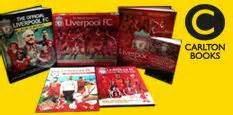 the official liverpool fc book of records carlton membership mega giveaway liverpool fc
