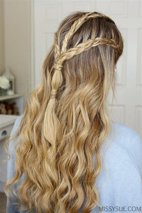 hairstyles khaleesi game of thrones halloween hairstyle missy sue