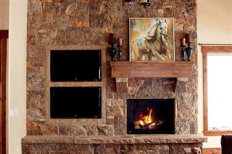 Moss Rock Fireplace by Moss Fireplace Living Room Salt