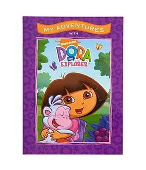 Personalized Giant Story Book Dora The Explorer By