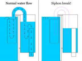 Water On The Bottom Of Dishwasher Cichlid Forum Diy External Pvc Overflow And Sump Design
