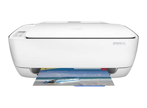 HP DeskJet 3630 Wireless All in One Printer   HP Store UK