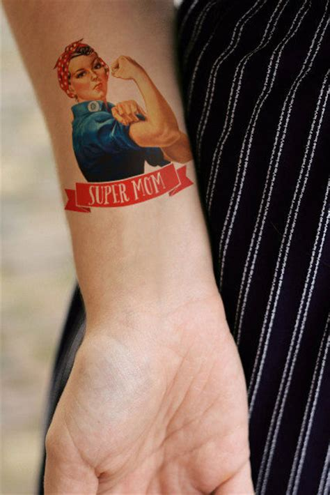 feminist icon tattoos mother s day gift idea