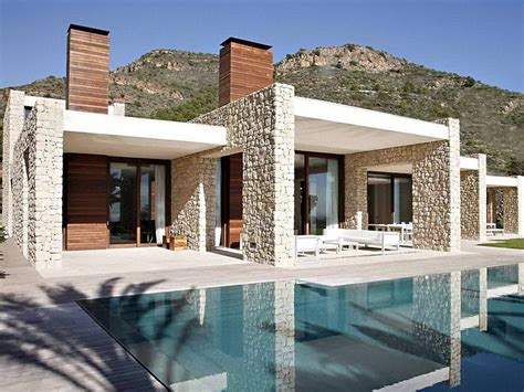 contemporary house designs very popular modern single storey house designs modern