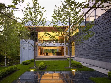 Modern Garden Ideas 16 Delightful Modern Landscape Ideas That Will Update Your