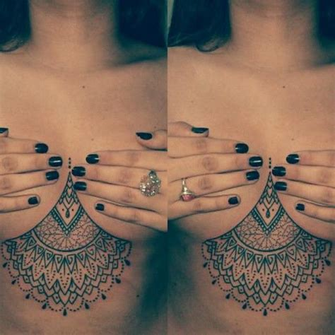 henna chest tattoo tumblr 57 best sternum images on chest