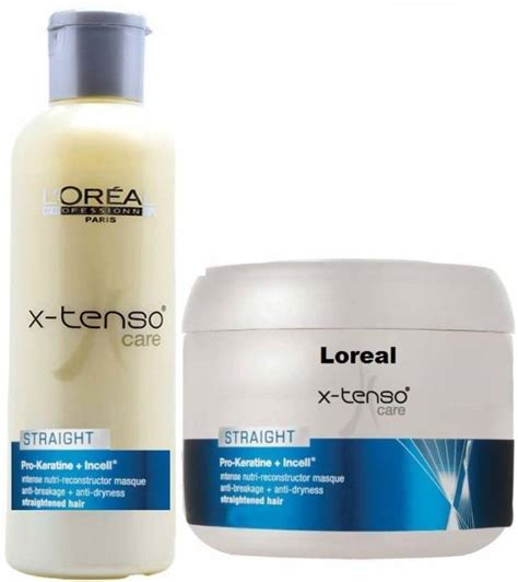 Masker Loreal Xtenso l oreal x tenso care pro keratin shoo and mask price in india buy l oreal