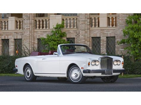 rolls royce vintage convertible rolls royce convertible for sale 68 used cars from 9 750