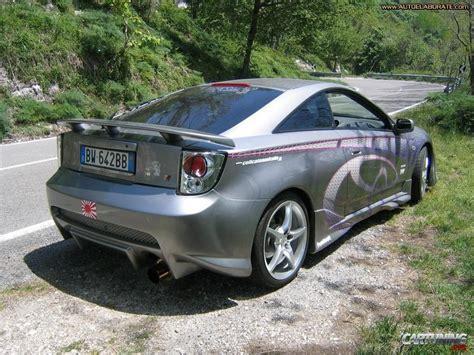 Toyota Tuning Tuning Toyota Celica 187 Cartuning Best Car Tuning Photos