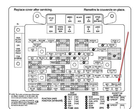 diagram for 2003 gmc yukon on 2006 gmc yukon denali
