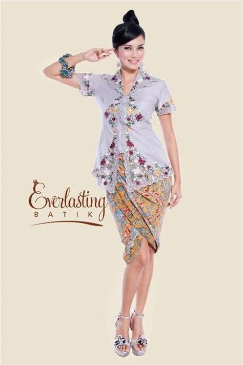 Kebaya Modern Atasansilky Jumbo Batik Kutu Baru Dress Gamis Murah 32 best kebaya kutu baru images on modern