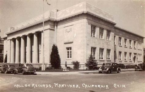 Martinez Court Records Courthousehistory A Historical Look At Out Nation S County
