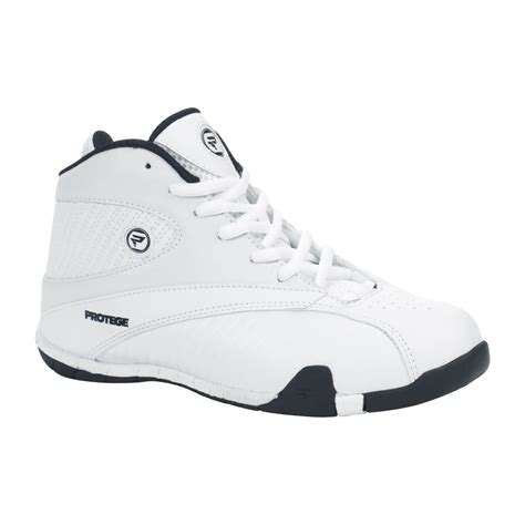protege basketball shoes protege boy s dime athletic basketball shoe white