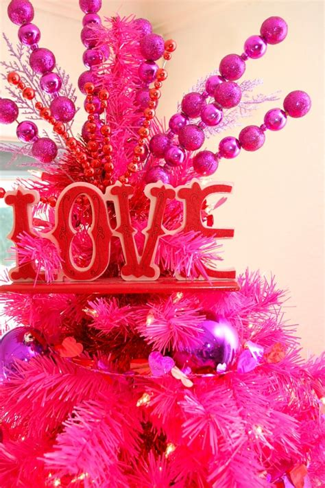 extend the life of your pink christmas tree to valentine s
