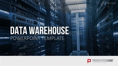 Data Warehouse Powerpoint Template Data Ppt Templates Free