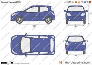 Renault Twingo Dimensions Principales Dimensions Caract 233 Ristiques De La Renault